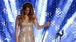 Céline Dion suspend sa carrière pour accompagner