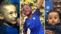 Le fils de Sissoko encourage papa (et les enfants des Bleus méritent de gagner
