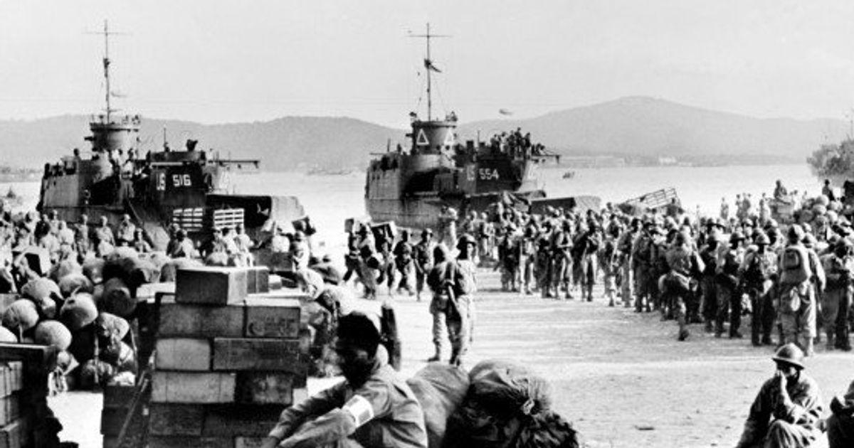 Les Messages Codes De La Deuxieme Guerre Mondiale Qui Ont Annonce Le Debarquement En Provence Le Huffpost