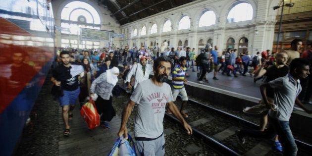 Salah Abdeslam a recruté une équipe à Budapest parmi les migrants avant les attentats du 13