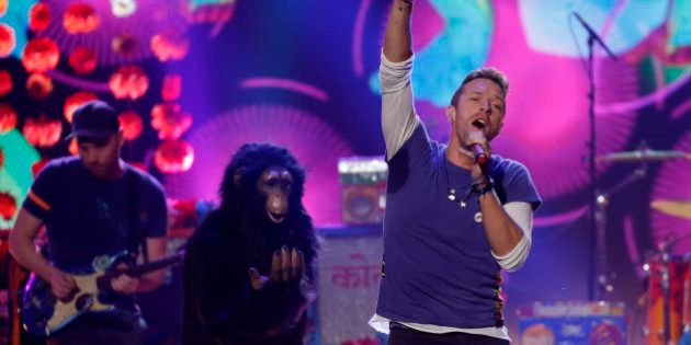 Coldplay jouera à la mi-temps du Super Bowl