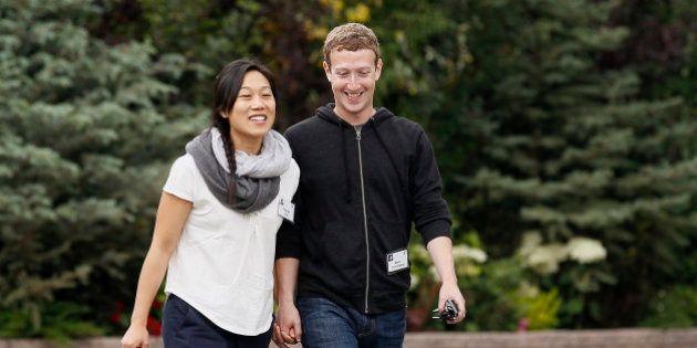 Mark Zuckerberg répond aux critiques sur sa nouvelle fondation