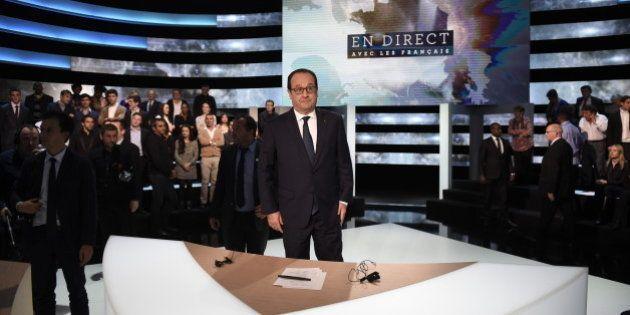 Interview de Hollande sur TF1 : fini les impôts, la promesse qui lie les mains du président jusqu'en