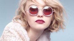 La fille de Johnny Depp et Vanessa Paradis devient le nouveau visage de Chanel à seulement 16