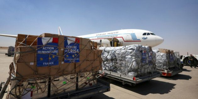 Livraison d'armes en Irak par la France : le dangereux précédent