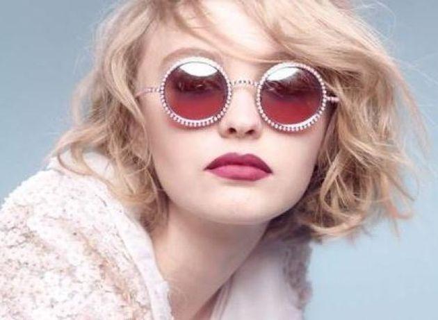PHOTOS. Lily-Rose Depp, fille de Johnny et Vanessa Paradis, devient l'égérie