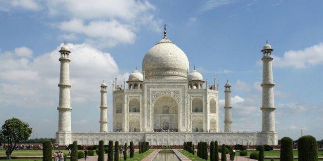 Inde : empêché de se marier, un couple organise son suicide au Taj