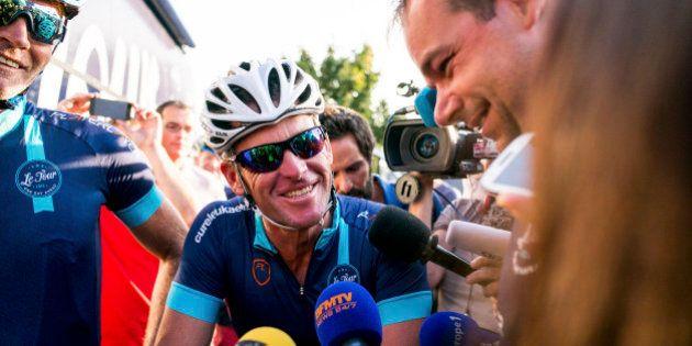 Tour de France : Lance Armstrong s'en prend à Bernard Hinault et Laurent