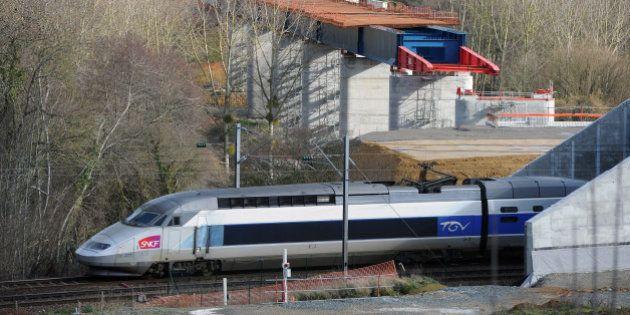Les LGV Bordeaux-Toulouse et Bordeaux-Dax validées par le