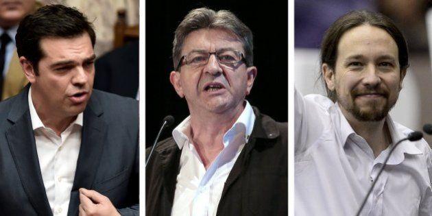 Front de gauche, Syriza, Podemos... la gauche radicale européenne divisée sur la