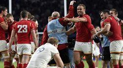 Le Pays de Galles renverse l'Angleterre à Twickenham