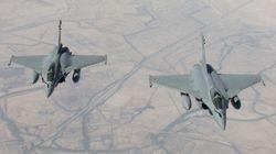 L'aviation française a mené ses premières frappes en Syrie contre