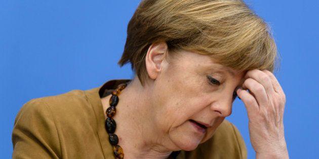 Allemagne: brutal coup de frein à la croissance, en recul au deuxième trimestre
