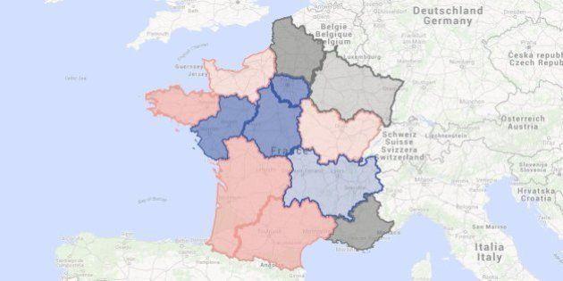 Elections régionales 2015: ce qu'il faut retenir des sondages réalisés dans chaque