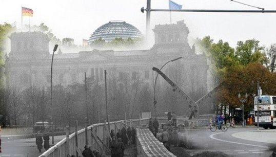 Découvrez Berlin, avant et après la chute du