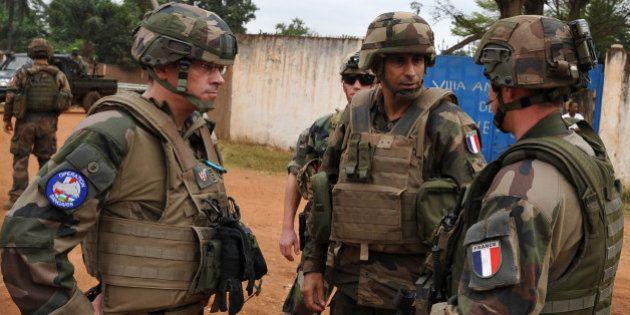 Centrafrique: accrochage entre soldats français et ex-Séléka à