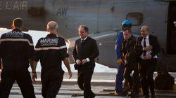 Pourquoi la visite de Hollande sur le Charles de Gaulle est vraiment