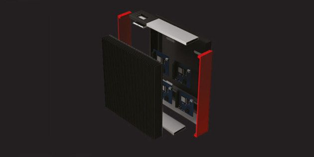 Le radiateur-calculateur, l'objet connecté qui fait plus que