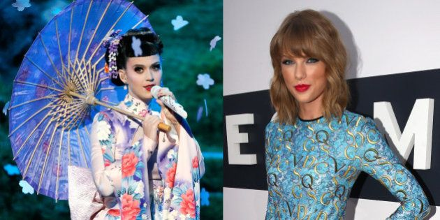 Taylor Swift et Katy Perry seraient