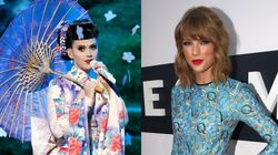 Taylor Swift et Katy Perry seraient