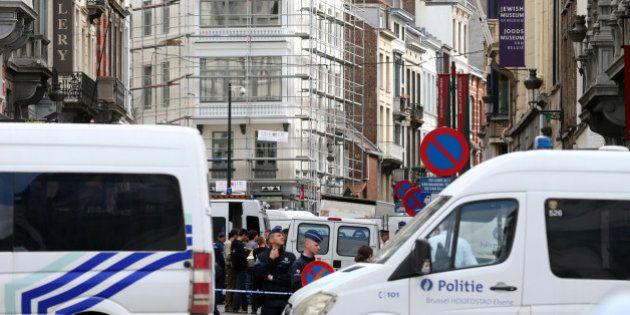 Une fusillade près d'un musée juif à Bruxelles fait trois morts et un blessé
