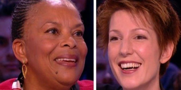 VIDÉO. Natacha Polony face à Christiane Taubira... en mode frondeuse au Grand Journal de