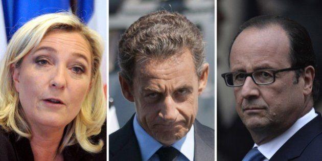 VIDEO - Insultes de Sarkozy: Hollande, Fillon, Le Pen et Bertrand lui