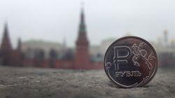 Semaine noire pour le rouble en Russie qui perd