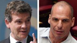 Montebourg invite Varoufakis à la Fête de la
