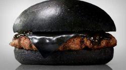 Le premier hamburger intégralement