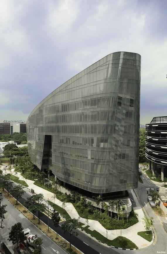 PHOTOS. Star Wars inspire un architecte pour la construction d'un immeuble de