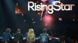 La finale de Rising Star avancée de deux