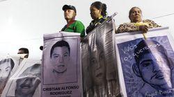 Mexique: des suspects avouent avoir tué les 43 étudiants