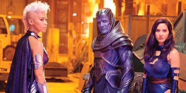 PHOTOS. X-men Apocalypse : les premières images sont là