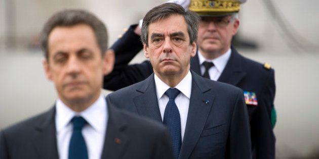 Accusé d'avoir demandé à l'Elysée d'accélérer les enquêtes visant Sarkozy, Fillon va porter plainte contre...