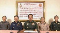 Thaïlande: le chef de la junte militaire reçoit l'approbation du