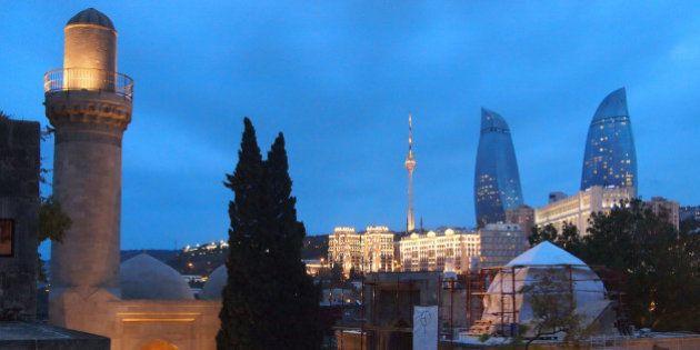 PHOTOS. À la découverte de Bakou, capitale méconnue de