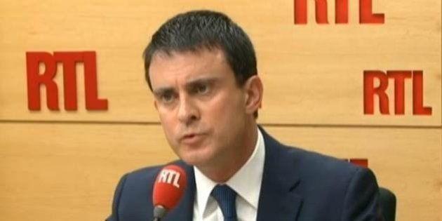 Européennes: Manuel Valls refuse de démissionner mais promet des baisses