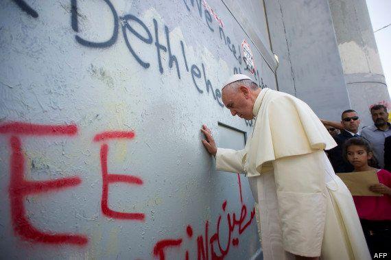 Le pape François, à Jérusalem, appelle chrétiens, juifs et musulmans à