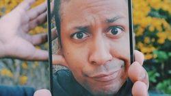 Le Cellfie Project, un nouveau type de portrait expliqué par son