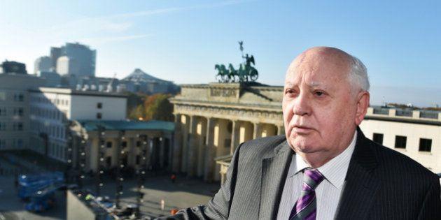 Pour Mikhaïl Gorbatchev, le monde est