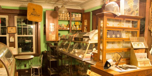 PHOTOS. Restauration de magasin : une boutique de 1929 à