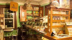 Il restaure un magasin de 1929 à