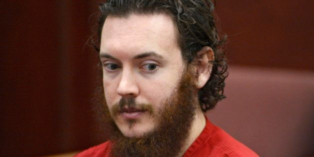 File - In this June 4, 2013 file photo, movie theater massacre defendant James Holmes sits during a pre-trial...