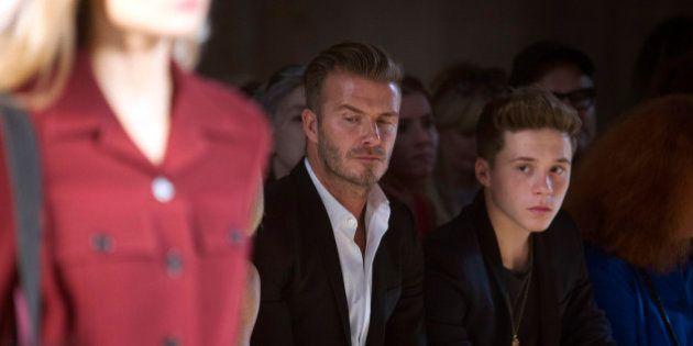 Brooklyn Beckham signe à Arsenal, le fils aîné Beckham aurait refusé des offres de Manchester United...