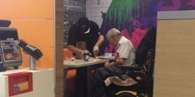 McDonald's : le geste altruiste de cet employé devient