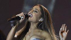 Ariana Grande enchante les MTV Music