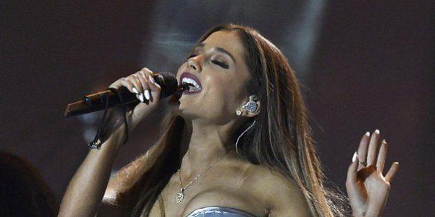 MTV Music Awards: Ariana Grande et Nicki Minaj brillent à