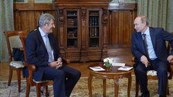 De Villiers rencontre Poutine pour ouvrir un Puy du Fou en