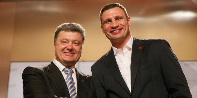 Ukraine : le futur président Petro Porochenko détaille ses projets pour le